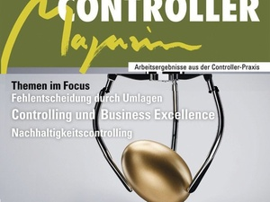 Controller Magazin: Controlling und Business Excellence