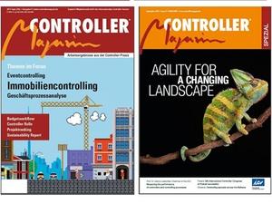 Vorschau: Neues Controller Magazin mit englischsprachiger Beilage