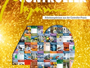 Controller Magazin Jubiläum 40 Jahre