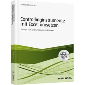 Controllinginstrumente mit Excel umsetzen