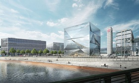Cube Berlin Smart Commercial Building