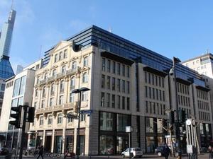 Zentrale von Cushman & Wakefield in Frankfurter Innenstadt