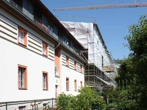 Richtfest für 17 Wohnungen in Berlin