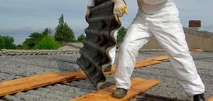 Problem Asbest: Wie gehen Wohnungsunternehmen damit um?