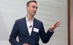 Daniel Asbach, Siemens AG