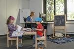 Das Eltern-Kind-Büro der DG Hyp