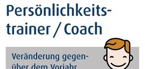 Gehalt Coach - Persönlichkeitstrainer
