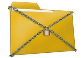Datenschutz ist noch ganz geheim