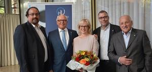 Heckeler bleibt DDIV-Präsident, neue Wertgrund-Geschäftsführer