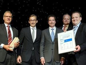 """BWG ist """"Immobilienverwalter des Jahres 2012"""""""