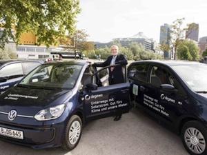 Erneuerbare Energien: Degewo setzt auf Elektromobilität