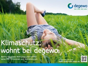 Degewo ist das bekannteste deutsche Wohnungsunternehmen