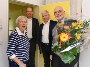 "500. Teilnehmerin bei Senioren-Service ""Sophia"""