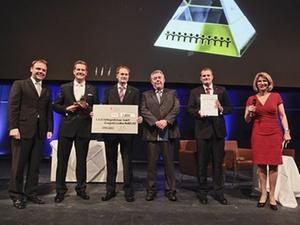 E.G.O. und Brückner erhalten Demografie Exzellenz Award