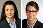 Deniz Nikolaus und Julia Tänzler-Motzek, CMS Hasche Sigle