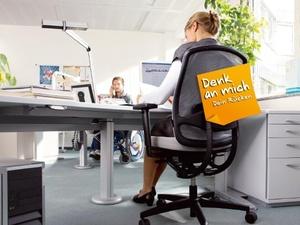 Prävention am Arbeitsplatz: Höhenverstellbare Tische
