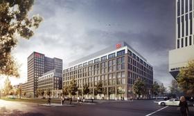 Der Forward Deal umfasst die Büroneubauten DB Brick und DB Tower