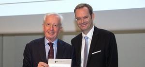 Stuttgarter Controller-Forum 2015: SE 3 Preis Verleihung