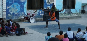 Förderprojekt: Deswos baut Bürgerzentrum in Tansania
