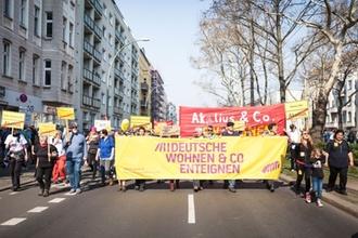 Innenverwaltung gibt grünes Licht: Berlin: Volksbegehren zur Enteignung von Wohnungskonzernen rückt näher