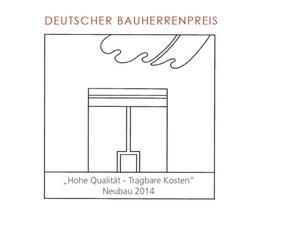 Termin: Deutscher Bauherrenpreis Neubau