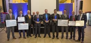 Deutscher Gutachter Preis 2017: Die drei Preisträger stehen fest