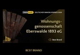 Deutscher Immobilienpreis 2020 Wohnungsgenossenschaft Eberswalde