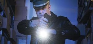Polizist darf in TV-Serie auftreten