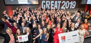 Deutschlands Beste Arbeitgeber 2019 stehen fest