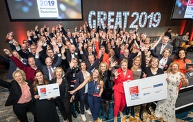 Deutschlands Beste Arbeitgeber 2019