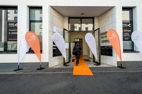 DGFP: Eröffnung der Zentrale in Frankfurt