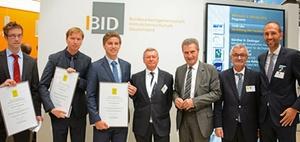DIA-Forschungspreis 2016: Drei junge Wissenschaftler geehrt