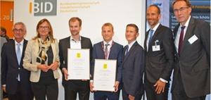 DIA-Forschungspreis 2017 für Andreas Mense und Philipp Schäfer