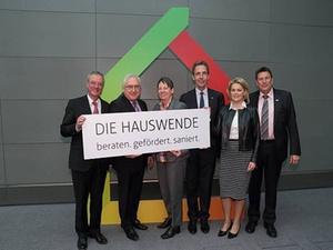 Kampagne zur energiesparenden Sanierung