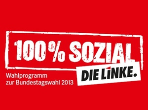 Bundestagswahl Linke