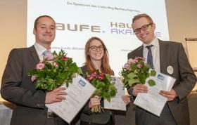 Die Preisträger des Controlling-Nachwuchspreises 2014
