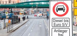 Diesel: Nur neueste PKW-Generation unterschreitet Grenzwerte