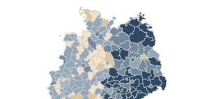 IW: Erschwinglichkeit der Mieten in Deutschland gestiegen
