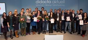 Awards: Deutsche Bildungsmedien-Preise vergeben