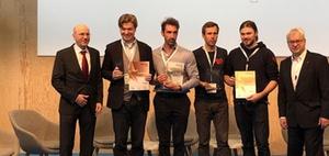 Digitalbau Startup 2020 Award: Die Sieger stehen fest