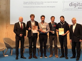 Digitalbau Award 2020 Siegerbild