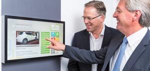 Mieterkommunikation der Zukunft: schnell, intuitiv, sicher