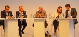 Diskussionsrunde: Investieren abseits vom Getümmel