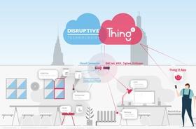 Disruptive Technologies Infografik