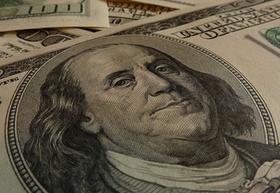 Dollar-Note_Großansicht_Franklin