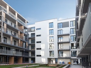 Münchner Wohnungsmarkt mit niedrigster Leerstandsquote