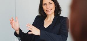 Führungskultur: Interview mit Elke Frank von der Software AG