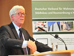 Jürgen Heyer zum Präsidenten des Deutschen Verbandes gewählt