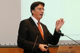 Dr. Ludwig Kronthaler, Generalsekretär der Max-Planck-Gesellschaft