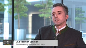 Dr. Sebastian Schmitt, Business Development Manager Haufe Group